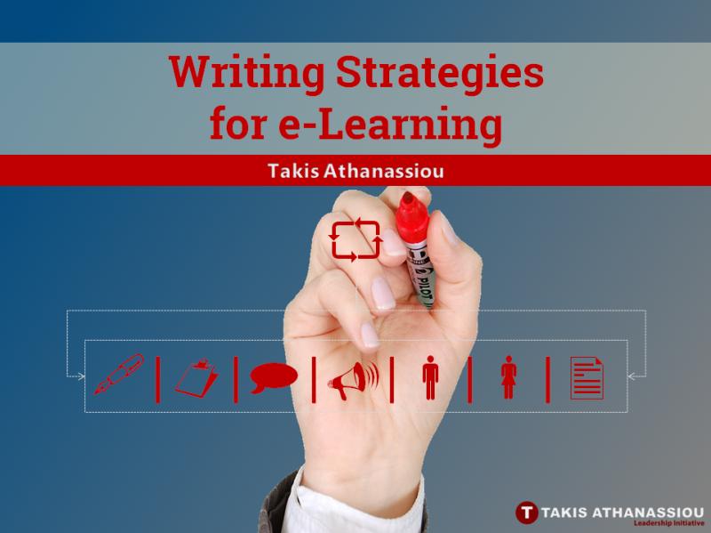 Write my e-learning essay